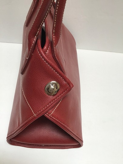 Tod's Satchel in Red Image 6