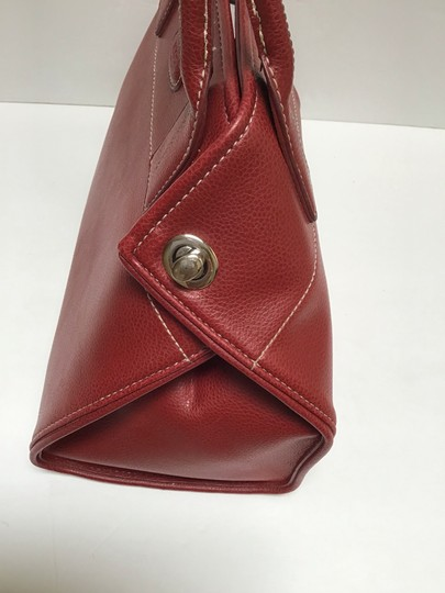 Tod's Satchel in Red Image 7