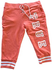 True Religion Capris Orange