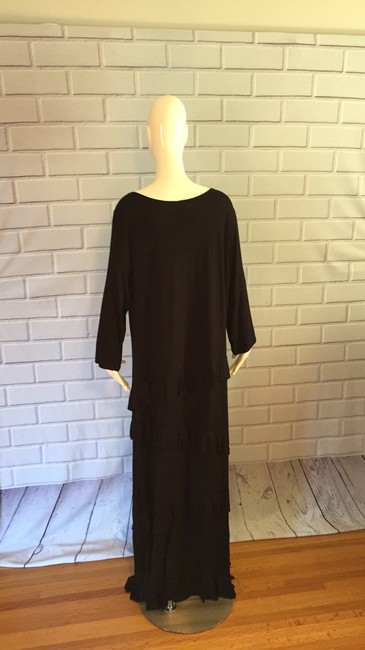 Black Maxi Dress by Multiples Image 3