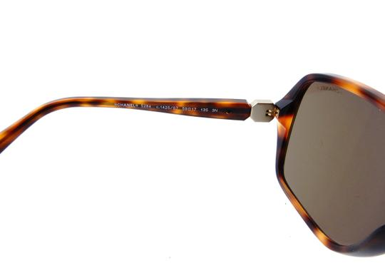 Chanel Chanel CH 5284 c.1425/S7 Butterfly Sunglasses 59mm 59-17-135 Image 7