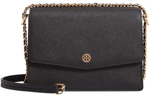 Tory Burch Robinson Convertible Crossbody Shoulder Bag