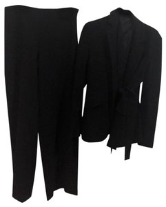 Theory theory classic black pants suit