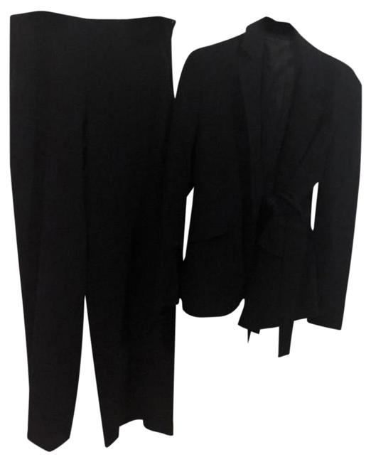Preload https://img-static.tradesy.com/item/25690690/theory-black-classic-pant-suit-size-2-xs-0-4-650-650.jpg