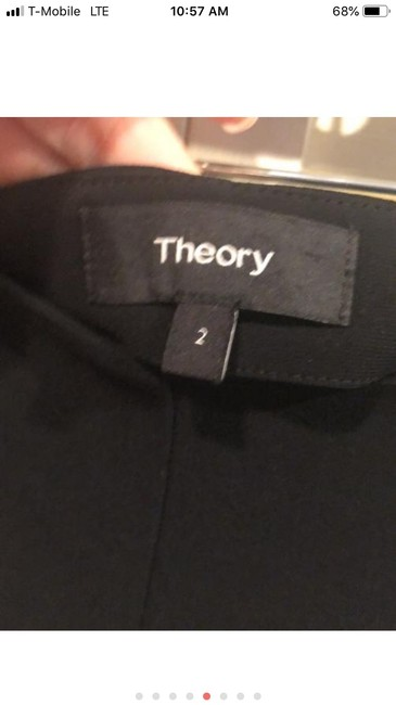 Theory theory classic black pants suit Image 4