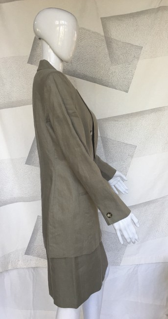 Jones New York Linen skirt suit Image 11