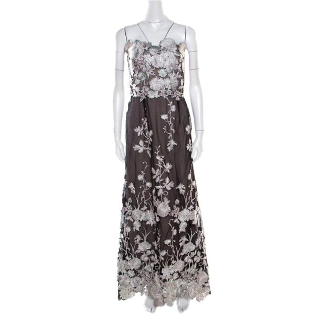 Preload https://img-static.tradesy.com/item/25690749/marchesa-notte-black-l-floral-embroidered-tulle-sequined-strapless-gown-long-casual-maxi-dress-size-0-0-650-650.jpg