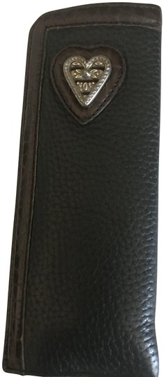 Preload https://img-static.tradesy.com/item/25690909/brighton-black-and-brown-eyeglass-case-0-1-540-540.jpg