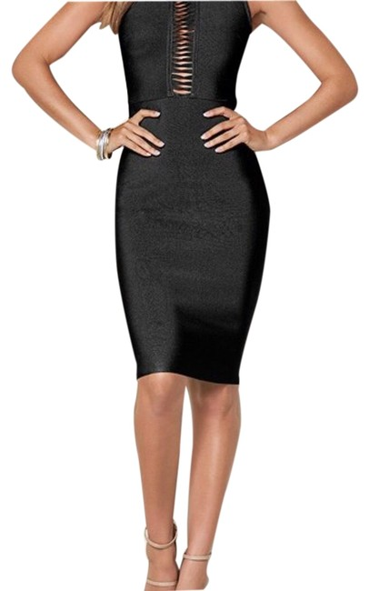 Preload https://img-static.tradesy.com/item/25690916/wow-couture-black-bandage-mid-length-night-out-dress-size-8-m-0-1-650-650.jpg