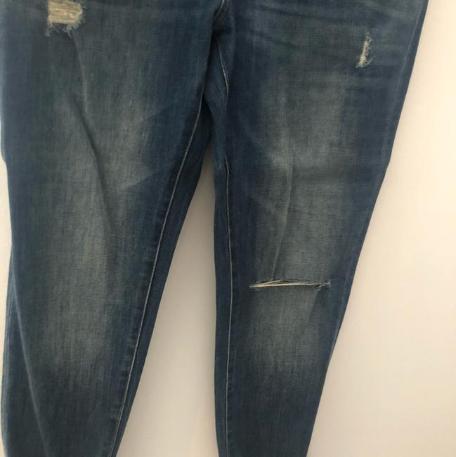 DL1961 Relaxed Fit Jeans-Distressed Image 2