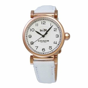 Coach Coach Women's Madison Analog Casual Leather Bnad Watch 32mm
