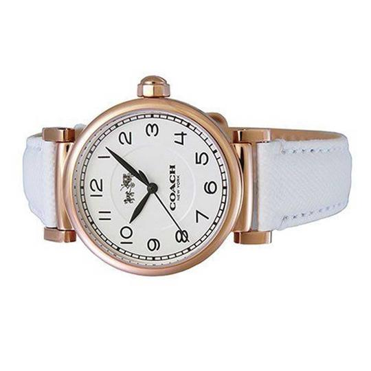 Coach Coach Women's Madison Analog Casual Leather Bnad Watch 32mm Image 2