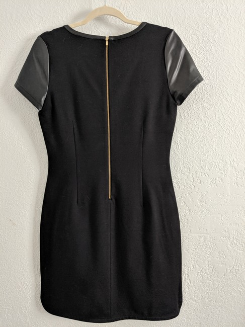 Banana Republic short dress Black on Tradesy Image 1