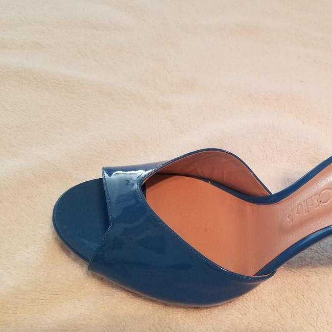 Chloé Turquose Blue Charol Formal Shoes Size EU 40 (Approx. US 10) Regular (M, B) Chloé Turquose Blue Charol Formal Shoes Size EU 40 (Approx. US 10) Regular (M, B) Image 1