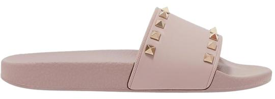 Valentino Rockstud Poudre Sandals Image 0