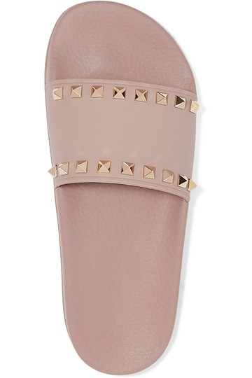 Valentino Rockstud Poudre Sandals Image 2