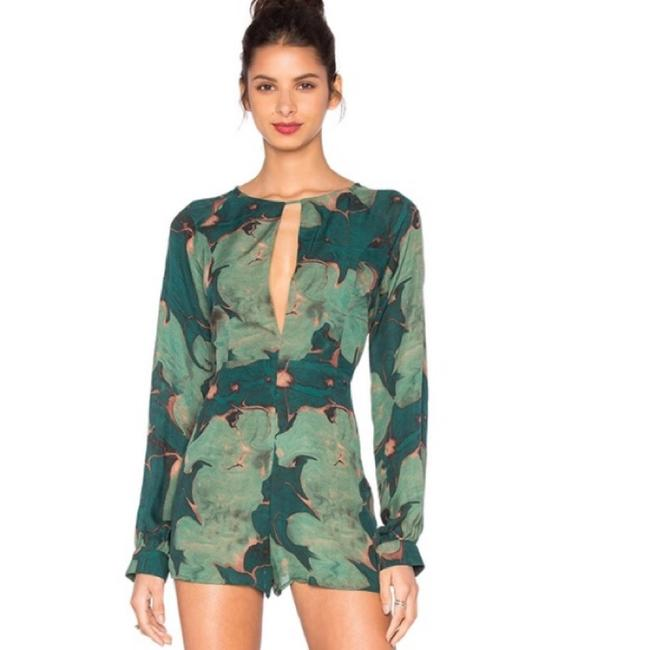 Stone Cold Fox Lily Sienna Lily Pad Shorts Dress Image 6