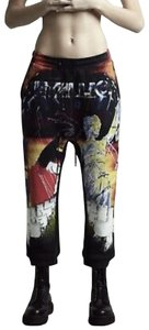 R13 Relaxed Pants Black / Multi