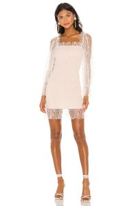 alice McCALL short dress Pink Floral Lace on Tradesy