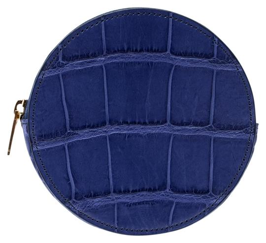 Preload https://img-static.tradesy.com/item/25692565/celine-blue-croc-embossed-round-zip-coin-purse-tech-accessory-0-1-540-540.jpg