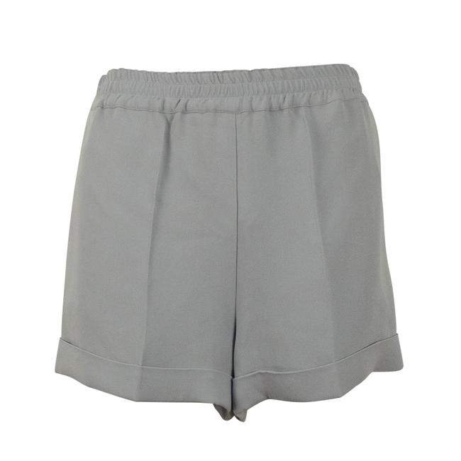 Item - Gray Silk Shorts Size 6 (S, 28)