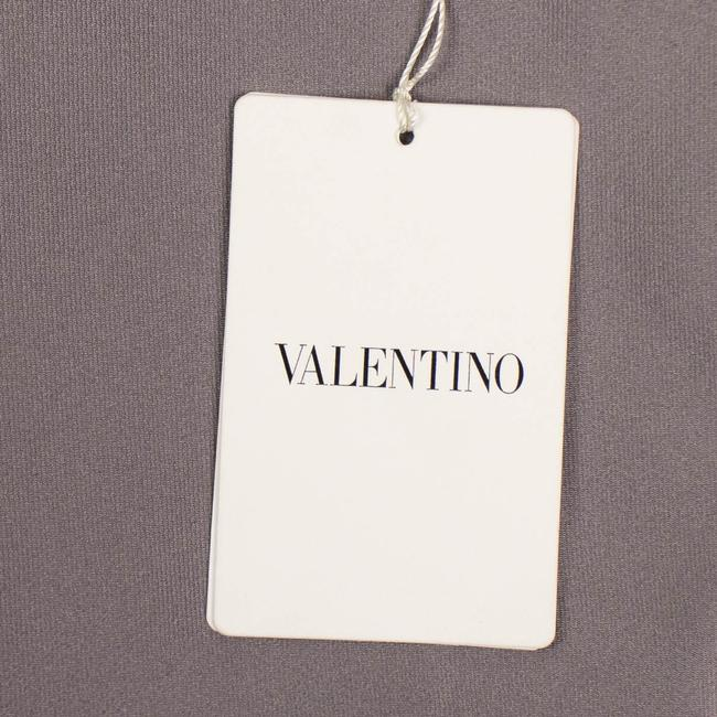 Valentino Gray Short Hooded Down Filled Coat Size 2 (XS) Valentino Gray Short Hooded Down Filled Coat Size 2 (XS) Image 8