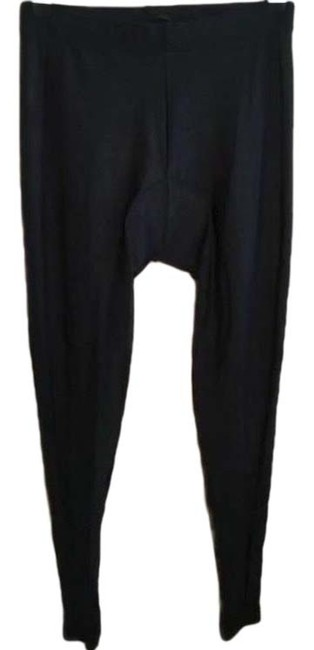 Item - Black Padded Cycle Activewear Bottoms Size 8 (M)