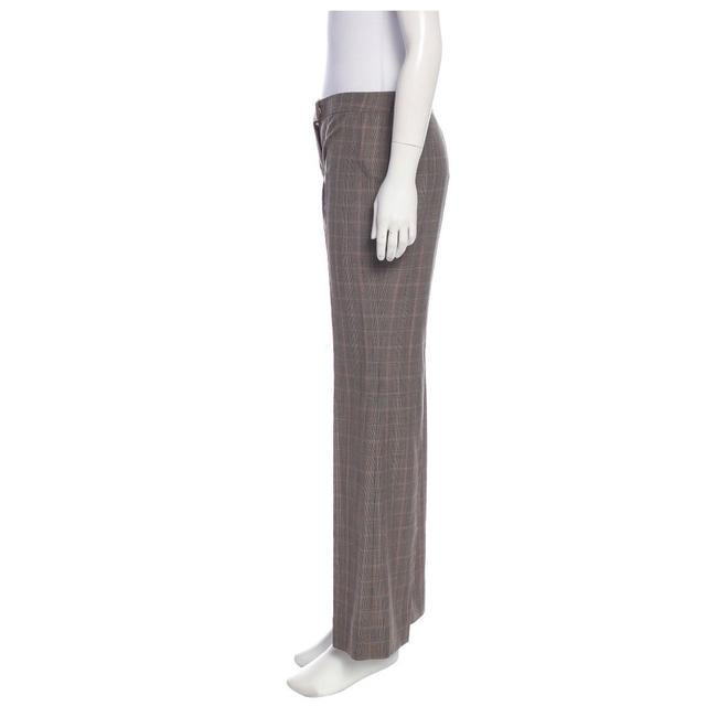 Stella McCartney Flare Pants Taupe and multicolor Image 1