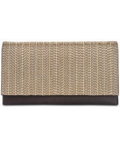 INC International Concepts Black Clutch