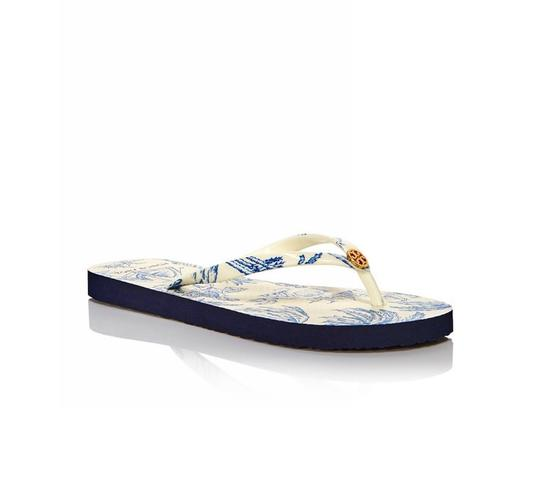 Tory Burch ivory far and away Sandals Image 1