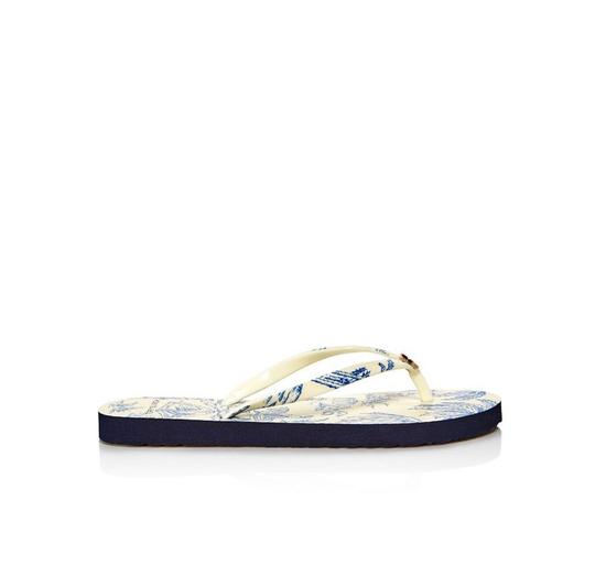 Tory Burch ivory far and away Sandals Image 2