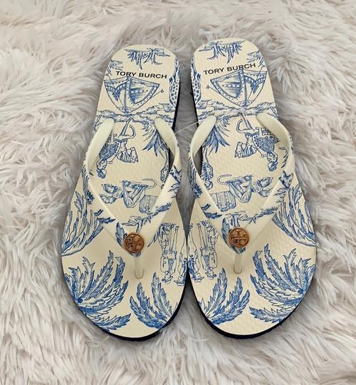 Tory Burch ivory far and away Sandals Image 6