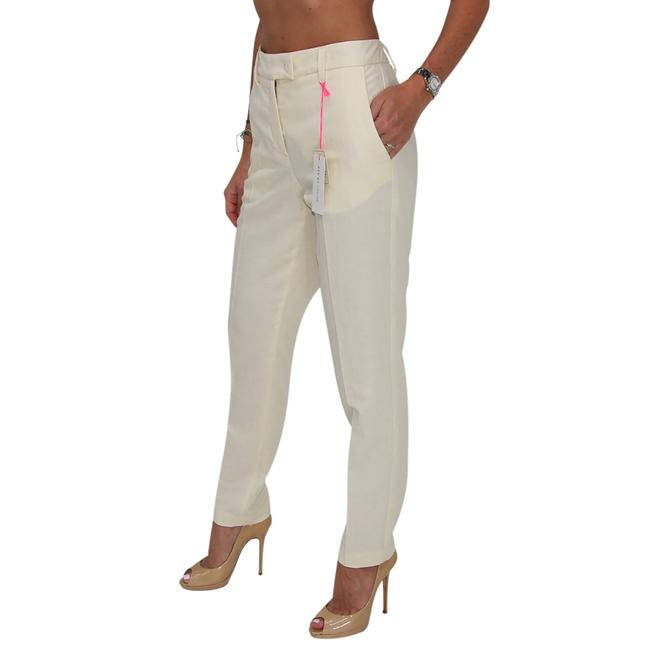Preload https://img-static.tradesy.com/item/25694328/see-by-chloe-beige-new-women-cotton-pencil-ankle-length-trousers-pants-size-4-s-27-0-0-650-650.jpg