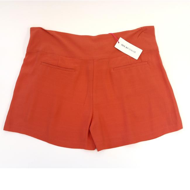 See by Chloé Light Summer In Italy Mini/Short Shorts Coral Image 1