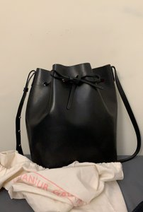 Mansur Gavriel Leather Bucket Everyday Shoulder Sexy Cross Body Bag