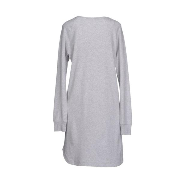 See by Chloé short dress Gray Sweatshirt Cotton Sweat Comfy on Tradesy Image 1