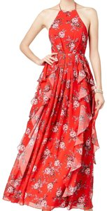 Red Maxi Dress by Fame and Partners