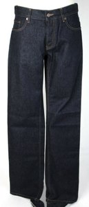 Prada Dark Blue Men's Cotton Classic Fit Casual Jeans Us 31 Gep007 Groomsman Gift