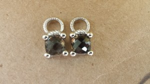 Judith Ripka Judith Ripka Sterling Collection Earring Charms