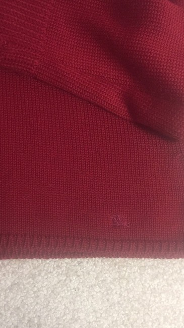 Burberry Turtleneck Red Sweater Burberry Turtleneck Red Sweater Image 2
