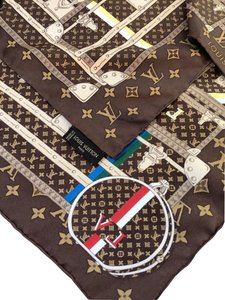 Louis Vuitton Louis Vuitton scarf