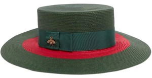 Gucci Brand New - Gucci Papier Wide Brimmed Hat - Size Medium