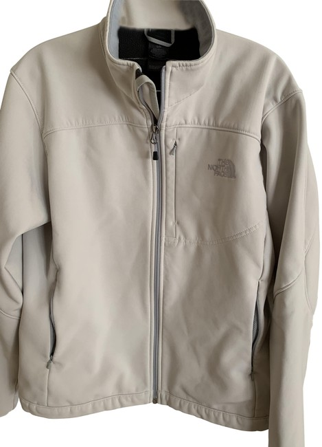 The North Face Light Beige Jacket Size 12 (L) The North Face Light Beige Jacket Size 12 (L) Image 1