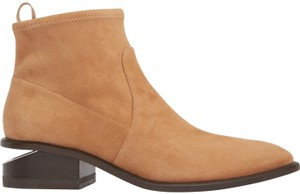 Alexander Wang Cut-out Suede Clay Boots