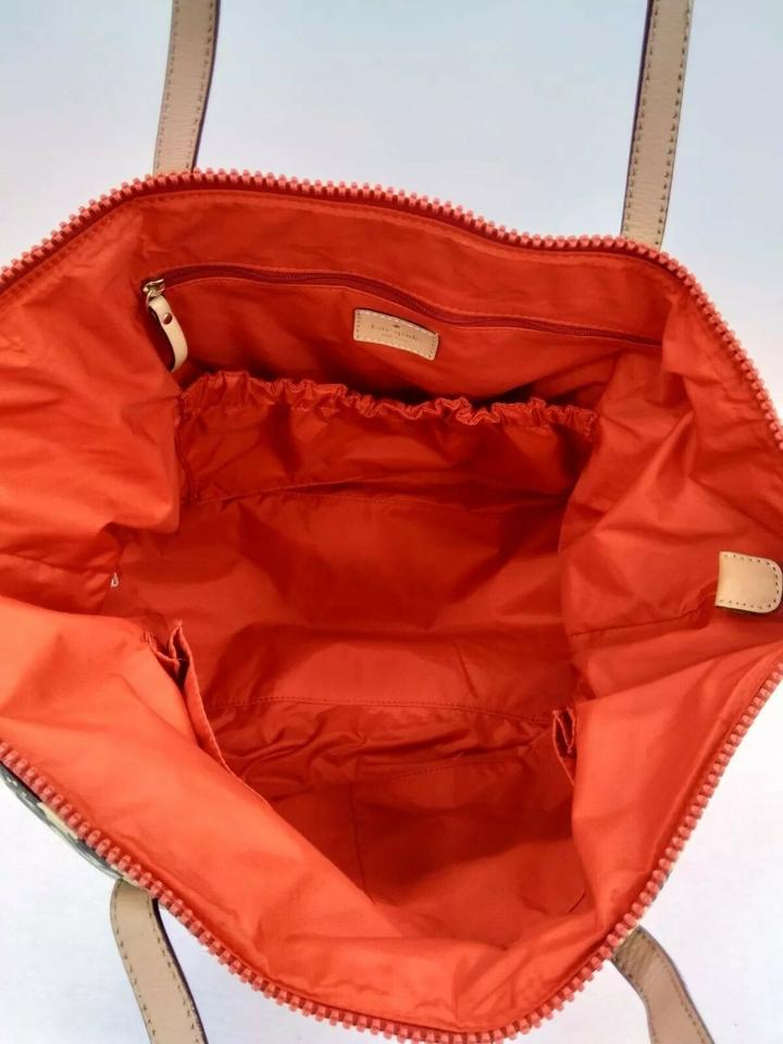Kate Spade Wilson Road Kaylie Baby Bag With Changing Pad Nylon