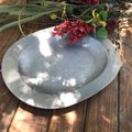 Pewter Henry Will Plate Decoration