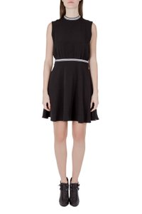 Victoria Beckham short dress Black Crepe Sleeveless on Tradesy