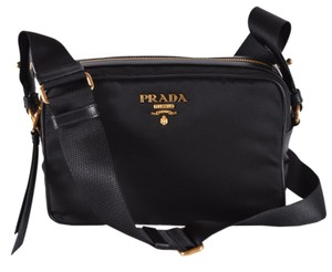 Prada Purse Camera Wallet Cross Body Bag