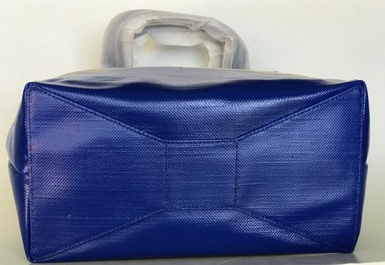 Kate Spade Tote in blue, natural Image 9
