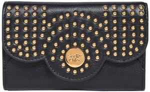 53d3348c0c51b See by Chloé See by Chloe Black Leather Wallet Polina Shorts Studded